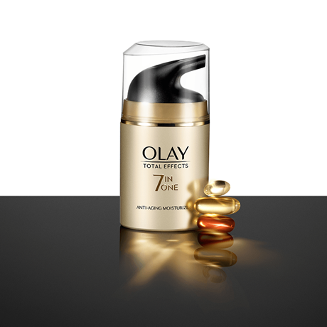 Olay Total Effects 7 In 1 Anti Aging Daily Face Moisturizer