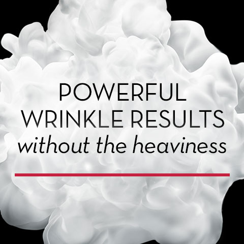 Powerful Wrinkle Results
