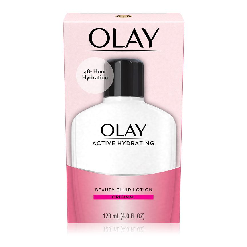 4 Pack Olay Active Hydrating Hydration Active Beauty Fluid Lotion 4.0 Oz Each 6 Pack - La Prairie White Caviar Illuminating Eye Cream 0.68 oz