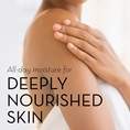 All-day moisture for Deeply Nourished Skin