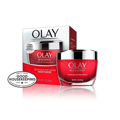 Image result for OLAY REGENERIST Sculpting Face Cream