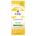 Olay Complete All Day Moisturizer with Broad Spectrum SPF 30 - Sensitive 2.5 Fl Oz