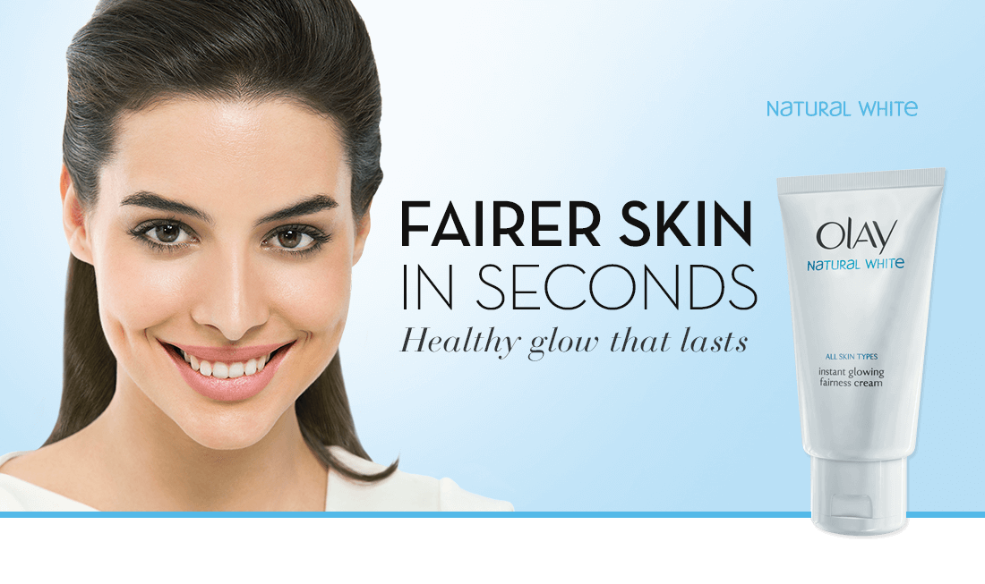 Fairer Skin in Seconds - Healthy glow that lasts