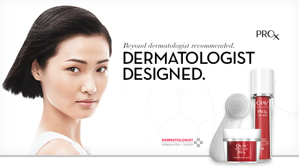 Pro-X: Not Just Dermatologist Recommended. Dermatologist Designed.